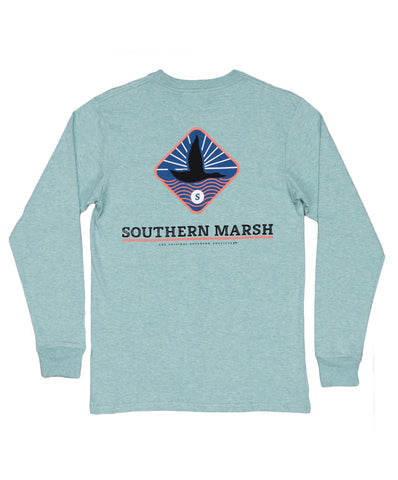 Southern Marsh - Branding - Flying Duck Long Sleeve Tee