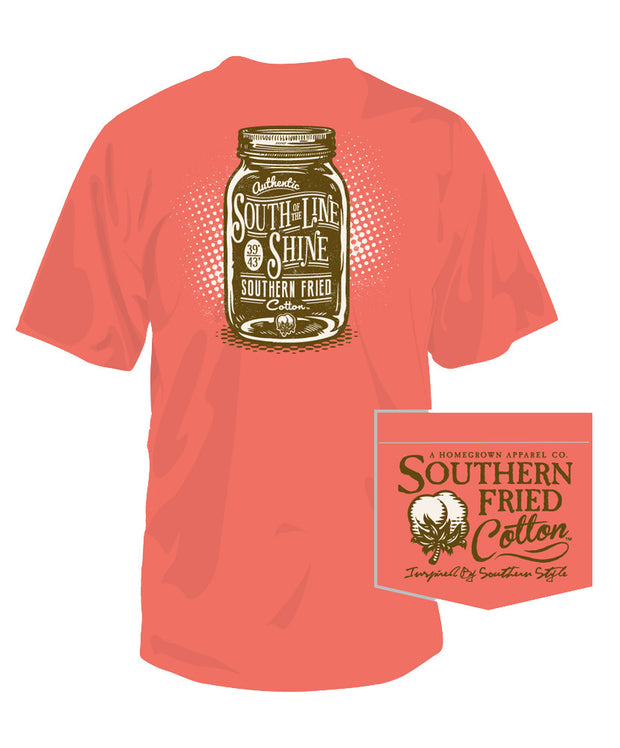 Southern Fried Cotton - SOL Shine Tee
