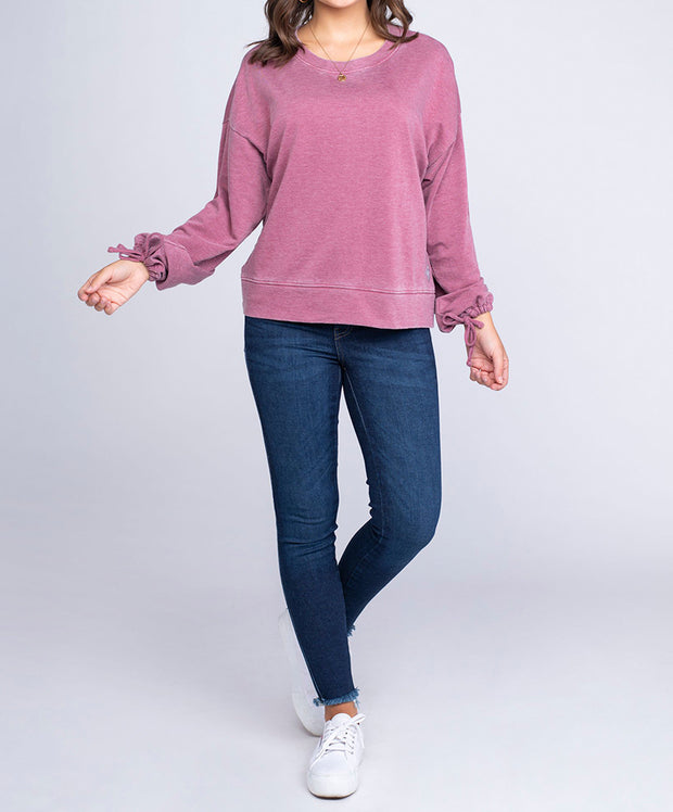 Southern Shirt Co - Bella Burnout Sweatshirt