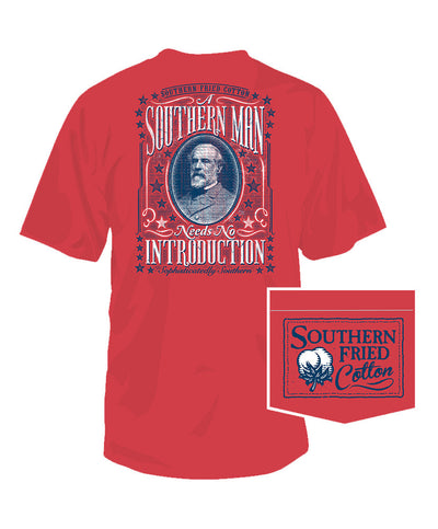 Southern Fried Cotton - Southern Man S/S Pocket Tee