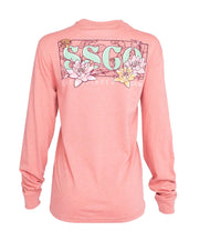 Southern Shirt Co - Lotus Lily Long Sleeve Tee