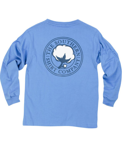 Southern Shirt Co - Youth Signature Logo Long Sleeve