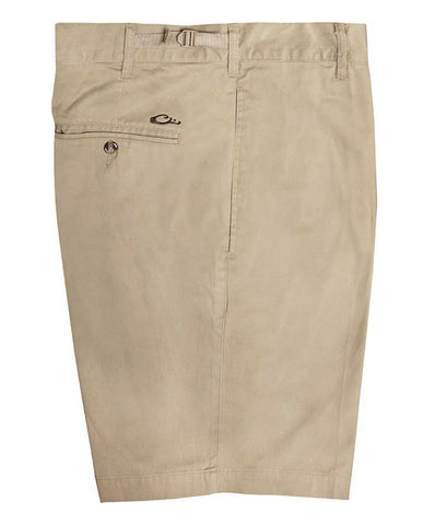 Drake - Cotton Twill Game Day Short