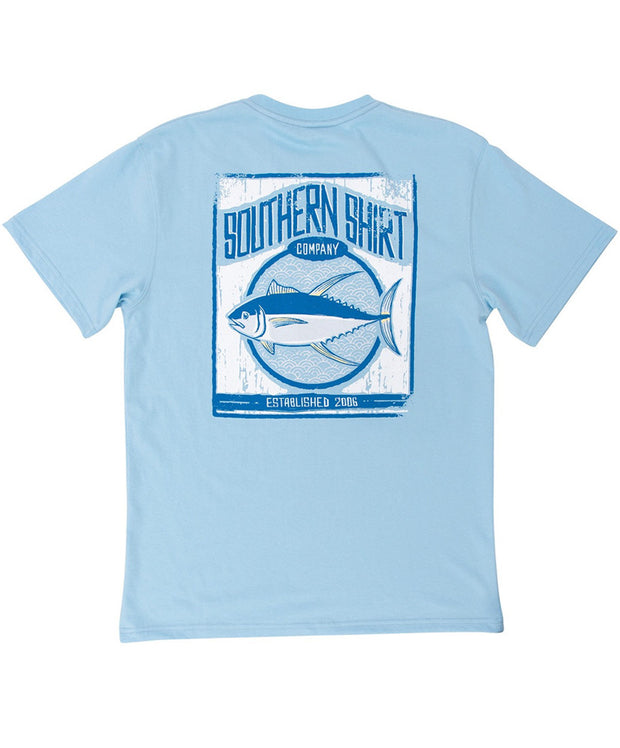 Southern Shirt Co - Yellowfin Tuna Tee
