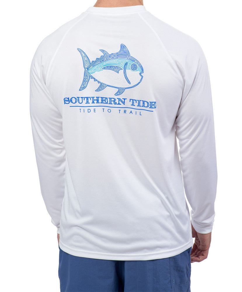 Southern Tide - T3 Contour Skipjack Long Sleeve Tee