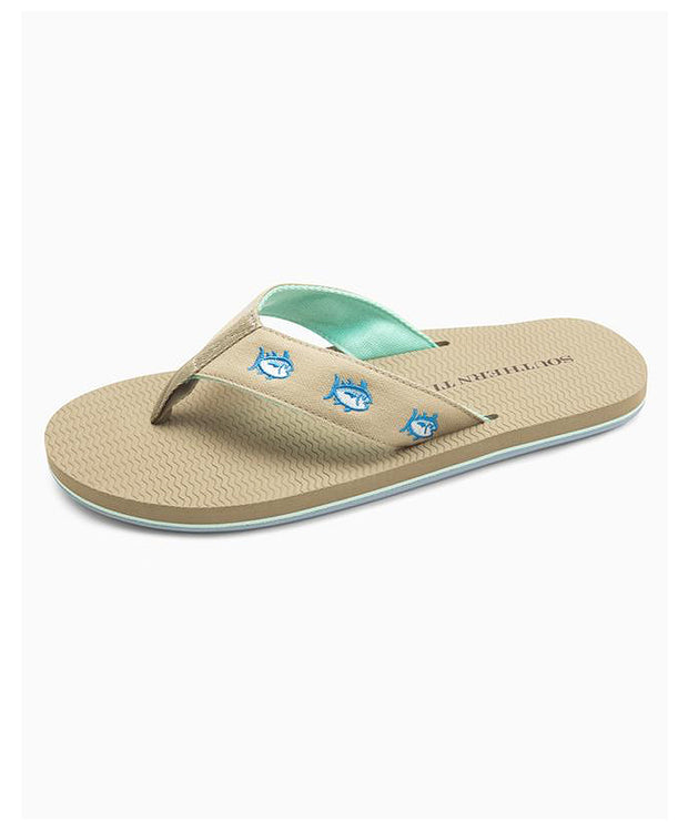 Southern Tide - Embroidered Strap Flipjack