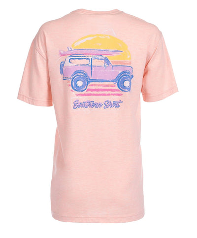 Southern Shirt Co - Here Comes the Sun Tee