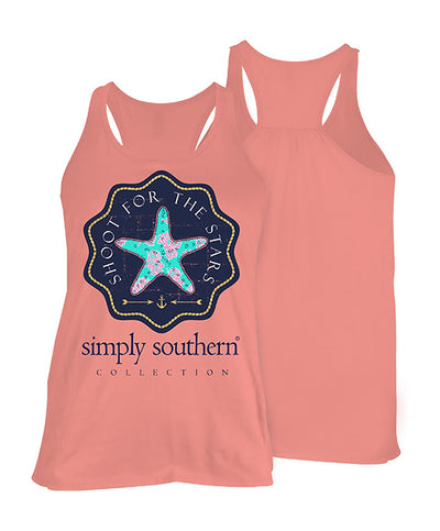 Simply Southern - Shoot for the Stars Tank