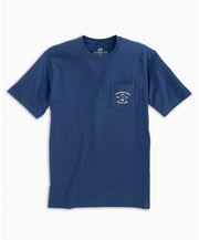 Southern Tide - Cross Links Tee