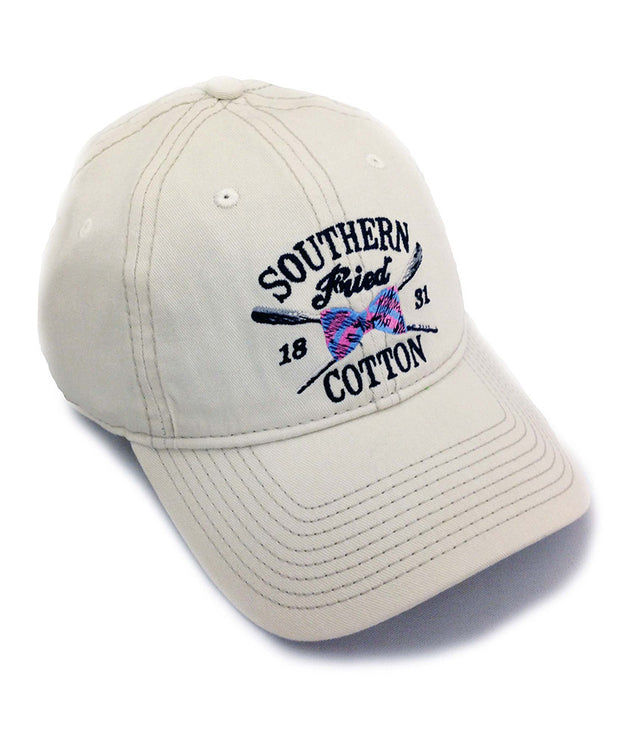 Southern Fried Cotton - Regatta Hat - Stone