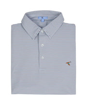 GenTeal - Harbour Stripe Polo - P9