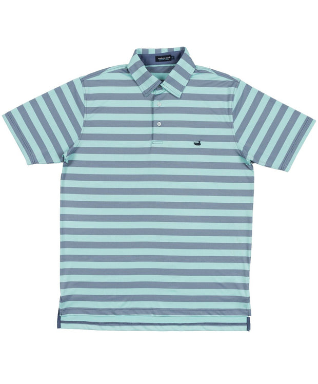 Southern Marsh - Bermuda Performance Polo - Davis