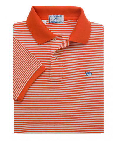 Southern Tide - Striped Skipjack Polo