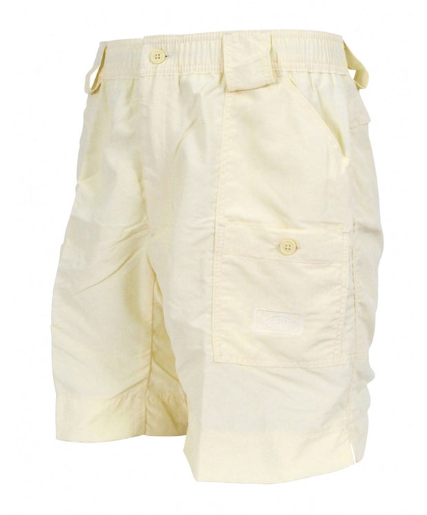"Aftco - Original Long Fishing Shorts 18"" - Sun"