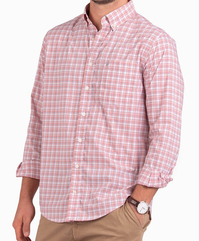 Southern Shirt Co - Easton Plaid Long Sleeve Shirt