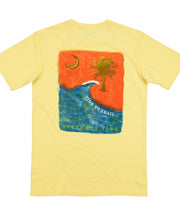 Southern Tide - Tide to Trail T-Shirt - Sunshine