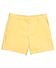 "Southern Tide - Summer Weight 7"" Channel Marker Short - Sunshine"