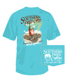 Southern Fried Cotton - Surf, Sand & Fun Tee