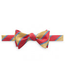 Southern Tide - Sea Stripe Bow Tie - Sunshine