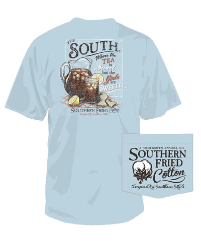 Southern Fried Cotton - Sweetness of the South Tee