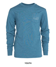 Southern Shirt Co - Boys All Terrain Long Sleeve Tee