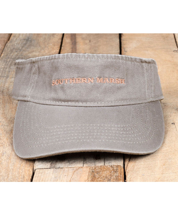 Southern Marsh - Traditions Washed Visor