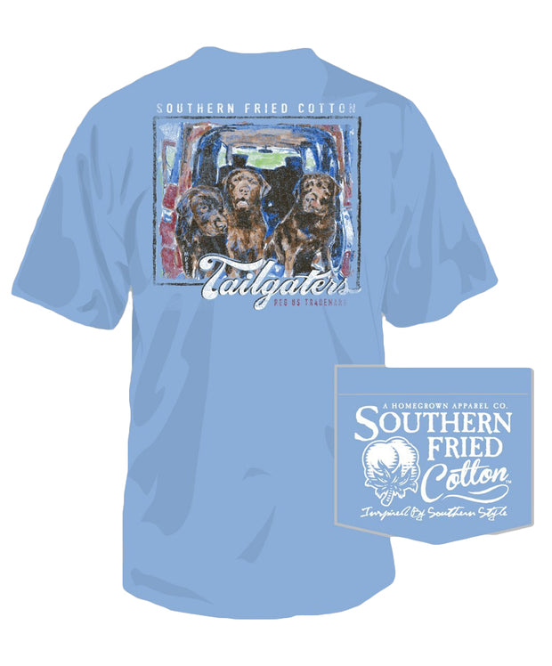 Southern Fried Cotton - Tailgaters Tee