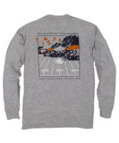 Southern Proper - Tailgates & Touchdowns Long Sleeve Tee