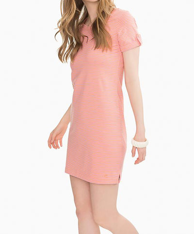 Southern Tide - Abigail Dress View Pinstripe
