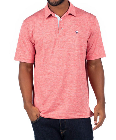 Southern Shirt Co - Grayton Heather Polo