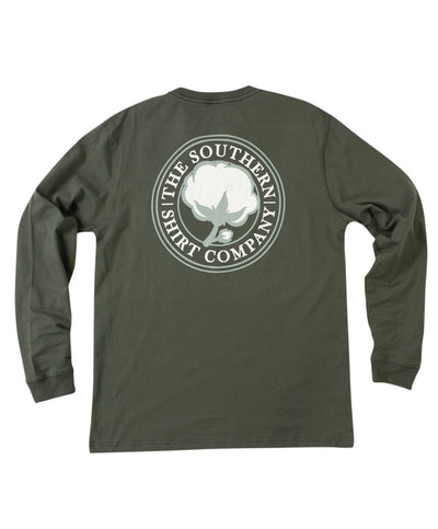 Southern Shirt Co - Signature Logo Long Sleeve Tee