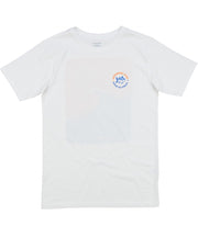 Southern Tide - Tide to Trail T-Shirt - White Front