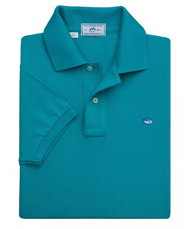 Southern Tide - Classic Skipjack Polo - Tidewater