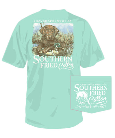 Southern Fried Cotton - In Training Tee