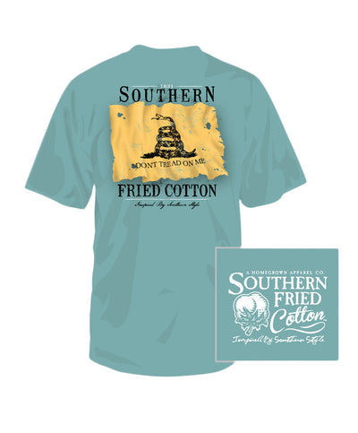 Southern Fried Cotton - Youth Don't Tread Tee