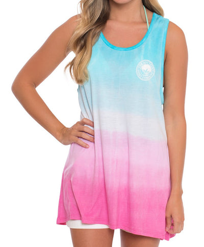 Southern Shirt Co - Ombre Tunic Tank
