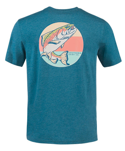 Southern Shirt Co - Retro Trout Tee
