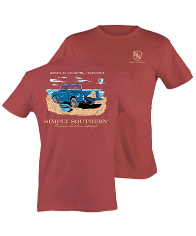 Simply Southern - Truck Tee