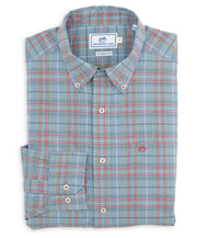 Southern Tide - High Ropes Plaid Sport Shirt