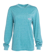 Southern Shirt Co - Watercolor Wilderness Long Sleeve Tee