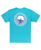 Southern Shirt Co - Heather Logo Tee