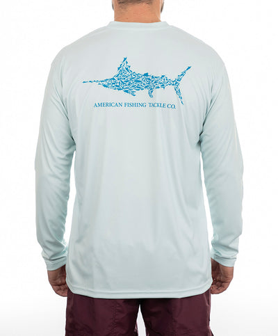 Aftco - Jigfish Long Sleeve Performance Tee