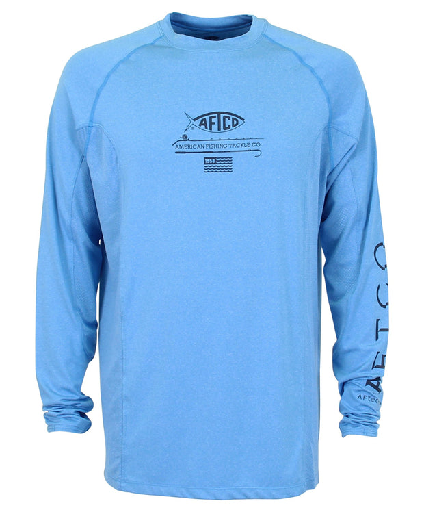Aftco - Barracuda Geocool Performance Long Sleeve Tee