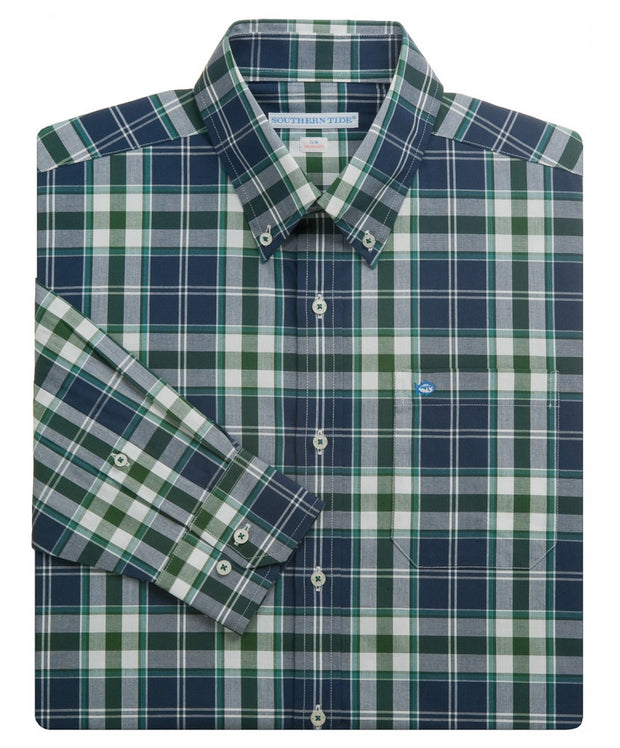 Southern Tide - Waccamaw Plaid Sport Shirt
