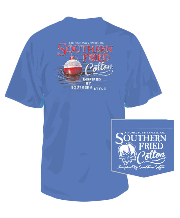 Southern Fried Cotton - Waitin Pocket Tee