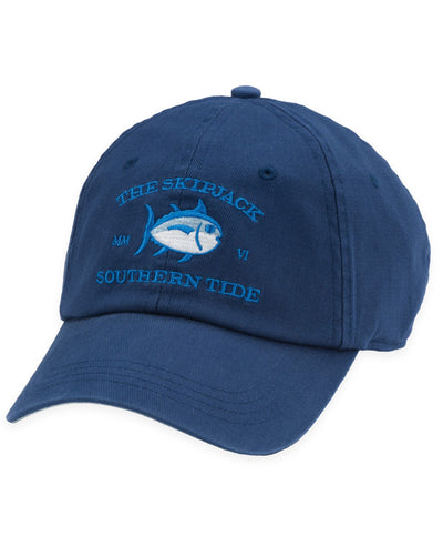 Southern Tide - Washed Original Hat - Yacht Blue