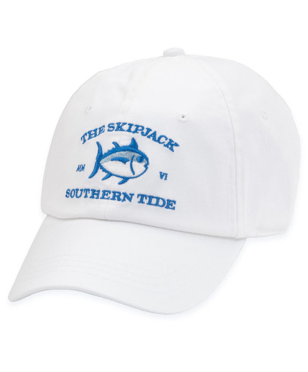 Southern Tide - Washed Original Hat - White