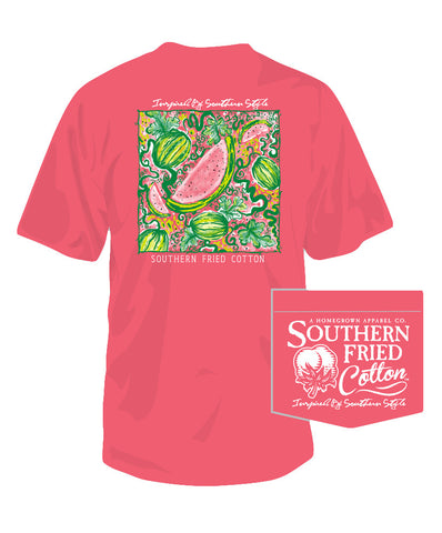 Southern Fried Cotton - Watermelon Patch Tee