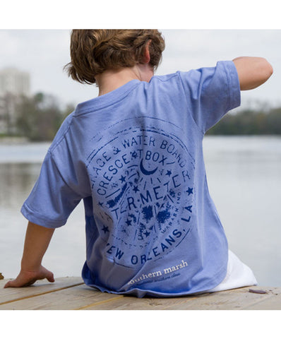 Southern Marsh - Youth Water Meter Tee