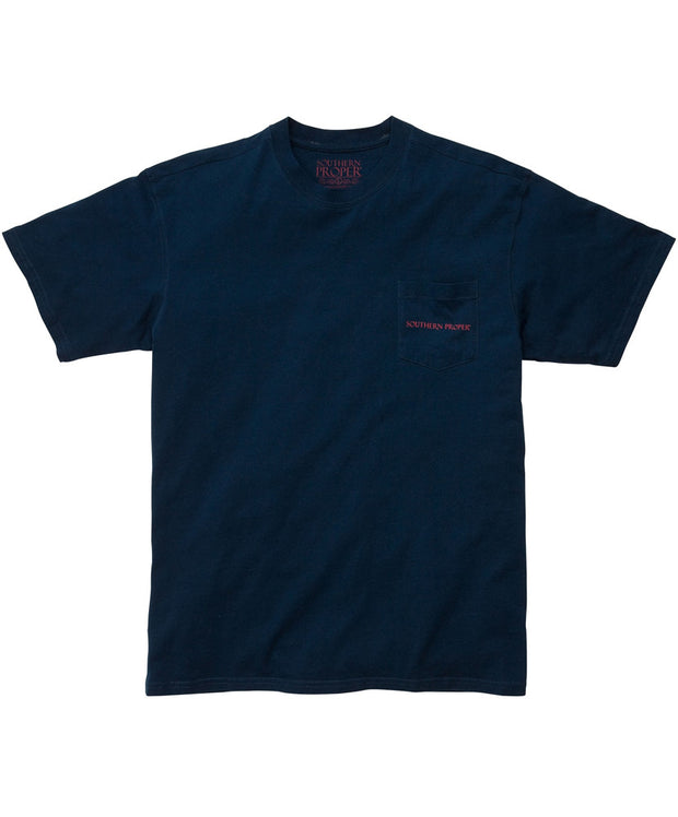 Southern Proper - Wham Bam Tee - Front